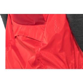 Endura Pakagilet II Windproof Vest Herr red